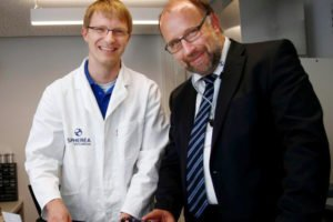 Spherea Germany – News: Ulmer entwickeln Super Nase